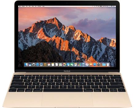 Apple MacBook 12 (retina-display) 1.3 GHz Intel Core i5 8 GB RAM 512 GB PCIe SSD [Mid 2017, QWERTY-toetsenbord] goud