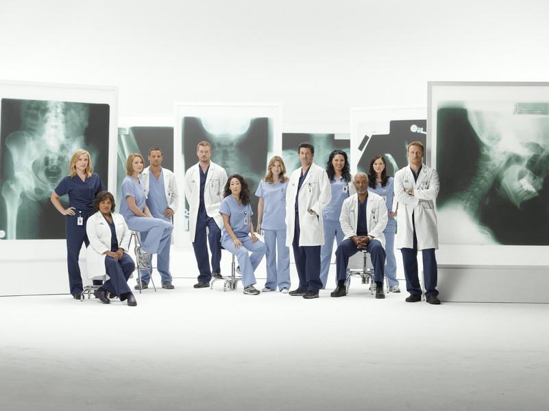 Grey\'s Anatomy - Staffel 6 [6 DVDs] gebraucht kaufen