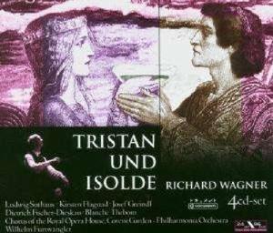 Richard Wagner - Richard Wagner: Tristan und Isolde (Oper) (Gesamtaufnahme) (4 CD)