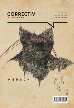 CORRECT!V-Bookzine. Mensch - David Schraven  [Gebundene Ausgabe]