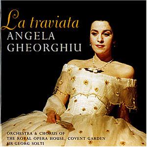 Gheorghiu - Gheorghiu singt La Traviata