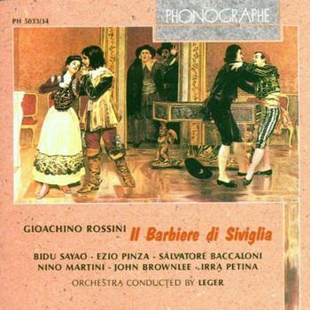 Leger - Rossini: Il Barbiere di Siviglia (Gesamtaufnahme)