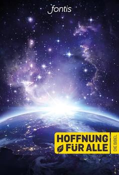 """Hoffnung für alle. Die Bibel – """"Blue Planet Edition"""". Die Bibel, die deine Sprache spricht [Gebundene Ausgabe]"""