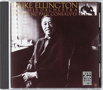 Duke & His Orchestra Ellington - Featuring Paul Gonsalves