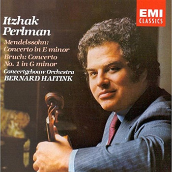 Perlman - Violinkonzerte