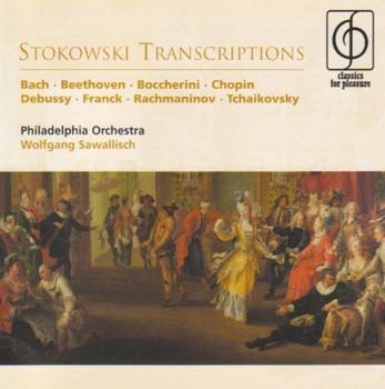 Wolfgang Sawallisch - Stokowski Transcriptions