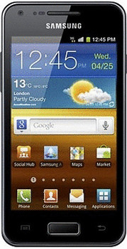 Samsung I9070 Galaxy S Advance 16GB negro metalizado