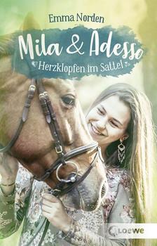 Mila & Adesso - Herzklopfen im Sattel - Emma Norden  [Taschenbuch]