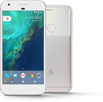 Google Pixel 32GB plata