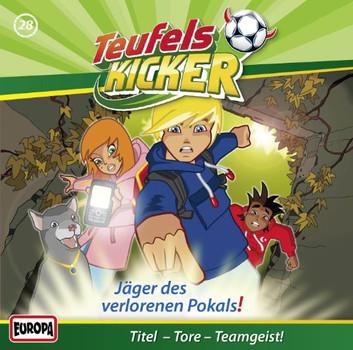 Teufelskicker - 28/Jäger des Verlorenen Pokals!