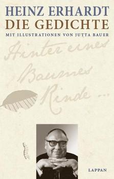 Heinz Erhardt - Die Gedichte: Mit Illustrationen von Jutta Bauer [Gebundene Ausgabe]
