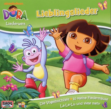 Fun Kids - 1/Doras Liederwelt-Lieblingslieder
