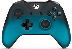 Microsoft Xbox One controller wireless [edizione speciale Ocean Shadow] nero turchese