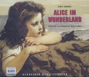 Alice im Wunderland. 3 CDs.
