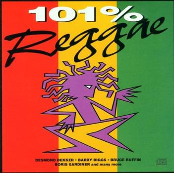 Various - 101 % Reggae