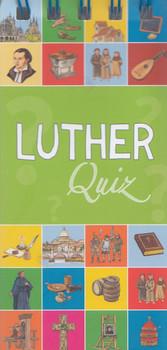 Luther-Quiz - Dietlind Steinhöfel [Spiralbindung]