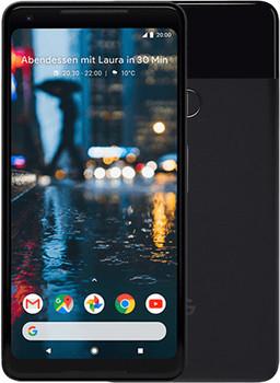 Google Pixel 2 XL 128GB zwart