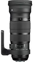 Sigma 120-300mm F2.8 DG OS HSM Sports 105mm Objetivo (Montura Canon EF) negro