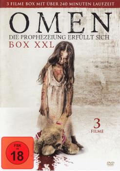 OMEN - Die Prophezeiung erfüllt sich!: 11 / 11 / 11 + 12 / 12 / 12 + 13 / 13 / 13 [BOX XXL]