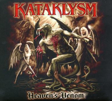 Kataklysm - Heavens Venom (Digi Pak mit Bonustrack)