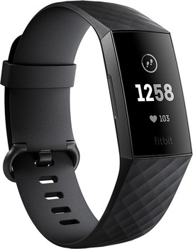 Fitbit Charge 3 negro