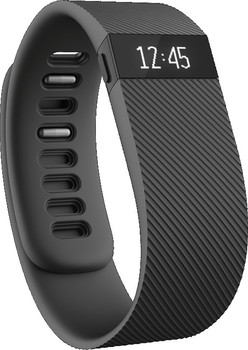 Fitbit Charge (taille L) noir