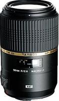 Tamron SP 90 mm F2.8 Di USD VC Macro 1:1 58 mm Obiettivo (compatible con Nikon F) nero