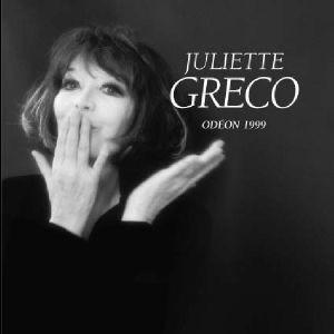 Juliette Greco - Odeon 1999