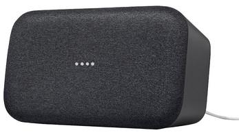 Google Home Max carbonio
