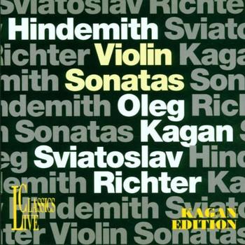 Oleg Kagan - Violinsonaten