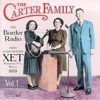 Carter Family - On Border Radio