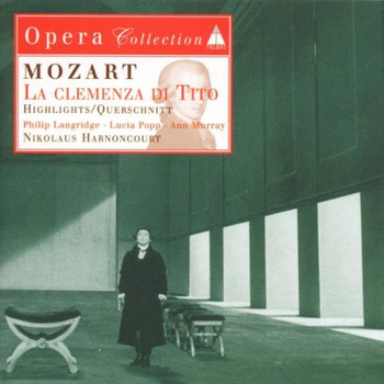 Popp - Mozart: La clemenza di Tito (Auszüge, italienisch )