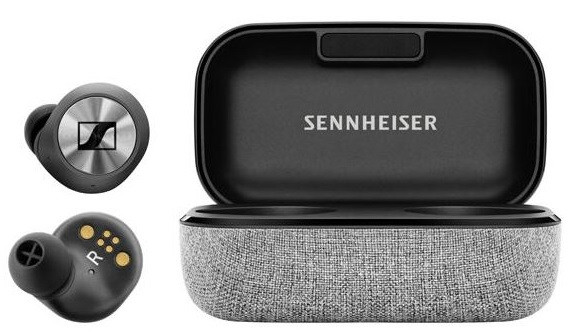 Sennheiser MOMENTUM True Wireless noir