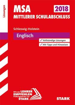 Lösungen zu Original-Prüfungen und Training MSA - Englisch - Schleswig-Holstein [Taschenbuch]
