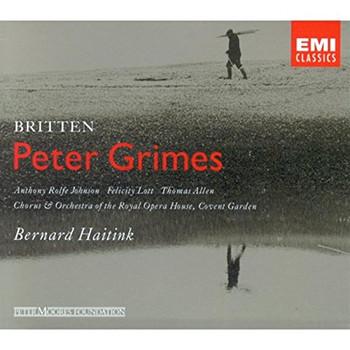 Walker - Britten: Peter Grimes (Gesamtaufnahme) (engl.)