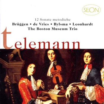 Various - Seon - Telemann (Sonate metodiche)