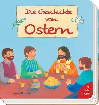 Die Geschichte von Ostern - Reinhard Abeln  [Gebundene Ausgabe]