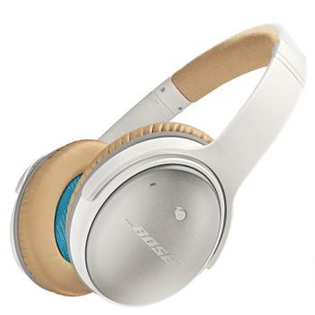 Bose QuietComfort 25 Acoustic cuffie con riduzione attiva del rumore bianco [per iOS]
