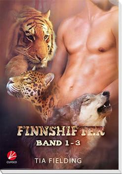 Finnshifter Band 1-3. Sammelband - Tia Fielding  [Taschenbuch]