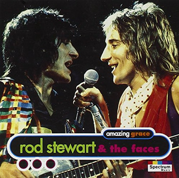 Rod Stewart - Amazing Grace [UK-Import]