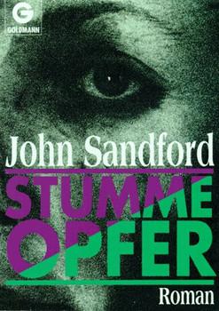Stumme Opfer. Roman. - John Sandford