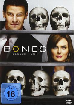 Bones - Season Four [4 Discs]