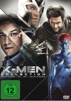 X-Men Collection [4 Discs]