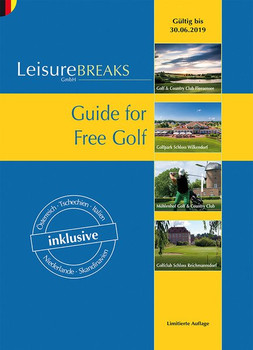 Guide for Free Golf. Gültig bis 30.06.2019 [Taschenbuch]