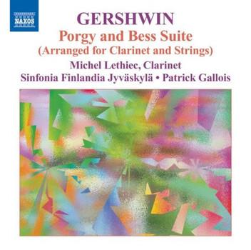 Lethiec - GERSHWIN Musik für Klarinette und Streicher (arrang. von Franck Villard)
