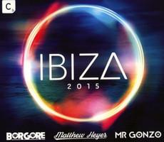 Borgore/Heyer,Matthew/Mr.Gonzo - Ibiza 2015 [3 CDs]