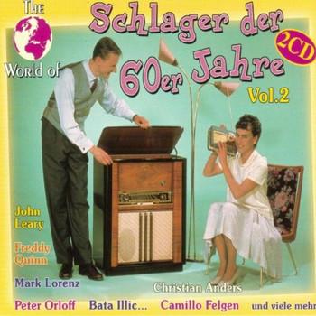Various - World Of Schlager der 60er Jahre Vol. 2