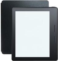 """Amazon Kindle Oasis 6"""" 4 Go [Wi-Fi + 3G, incl. étui de chargement en cuir, modèle 2016] noir"""
