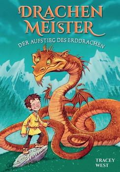 Drachenmeister Band 1 - Kinderbücher ab 6-8 Jahre (Erstleser Mädchen Jungen) - Tracey West  [Gebundene Ausgabe]