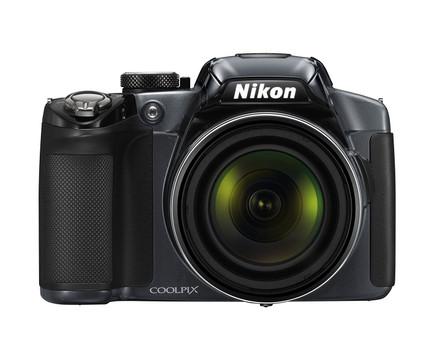 Nikon COOLPIX P510 antracita